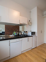 Apartamento Paris 12° - Cozinha