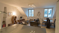 Apartamento París 4° - Salón
