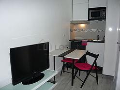 公寓 巴黎3区 - 厨房