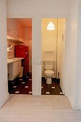 Appartamento Seine st-denis - WC