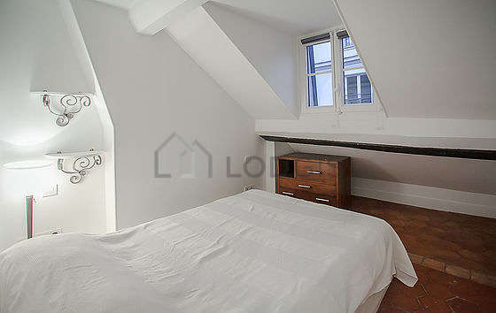 Bedroom for 2 persons equipped with 1 twin beds of 140cm
