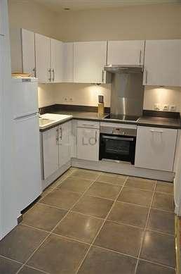 Kitchen of 8m²
