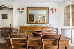 Apartamento Paris 10° - Sala de jantar