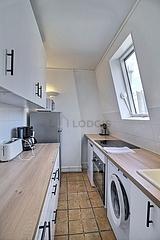 Apartment Paris 17° - Kitchen