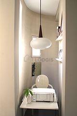 Apartment Paris 3° - Study