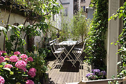 Appartamento Parigi 3° - Terrazzo