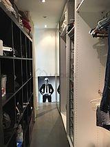 Appartement Paris 3° - Dressing