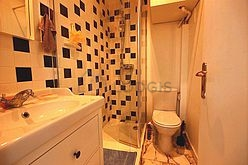 Apartamento Haut de seine Nord - Casa de banho