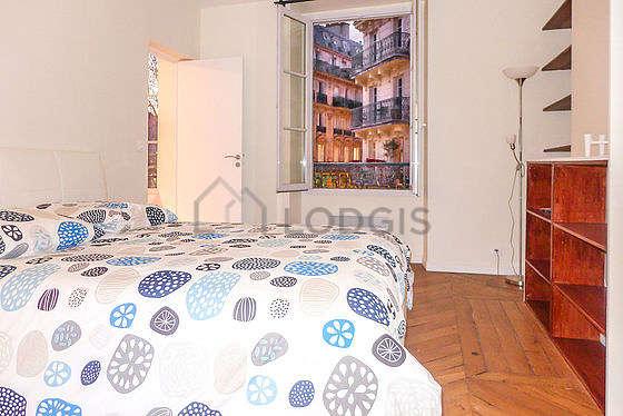 Chambre pour 2 personnes équipée de 1 lit(s) jumeaux de 130cm