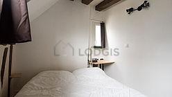 公寓 巴黎2区 - 卧室