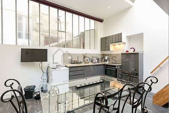 Beautiful kitchen of 10m²