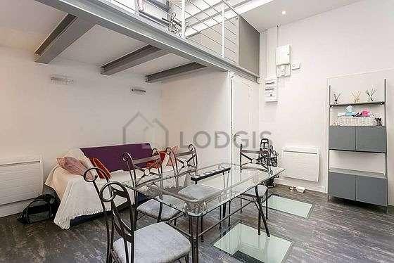 Living room of 15m²