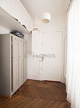 アパルトマン パリ 3区 - 玄関