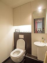 Apartamento Paris 1° - Sanitários