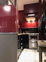 Apartamento París 3° - Cocina