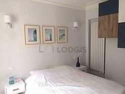 Apartamento París 10° - Dormitorio
