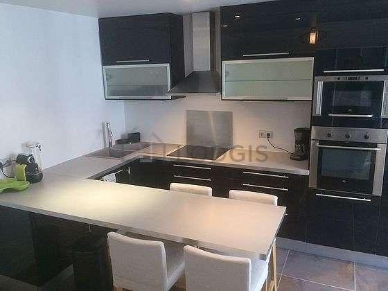 Kitchen of 9m²