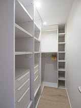 Appartement Paris 16° - Dressing