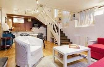 Le Marais Paris 3° 1 bedroom Loft