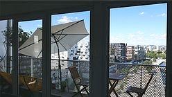 Квартира Seine st-denis - Терраса