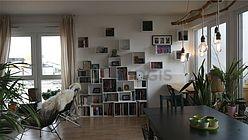 Квартира Seine st-denis - Гостиная