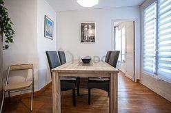 Wohnung Val de marne - Esszimmer