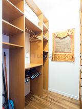 公寓 巴黎2区 - 更衣室