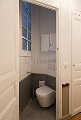 Квартира Париж 8° - Туалет 2
