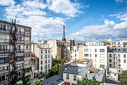 Apartment Paris 15° - Living room