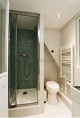 duplex Parigi 4° - Sala da bagno