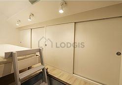 Duplex Paris 4° - Schlafzimmer