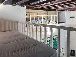 Apartment Paris 1° - Mezzanine