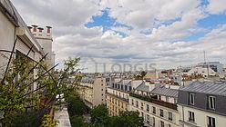 Appartamento Parigi 4° - Terrazzo