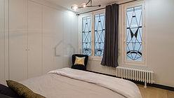 Apartment Paris 5° - Bedroom