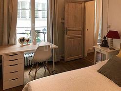 アパルトマン パリ 3区 - ベッドルーム