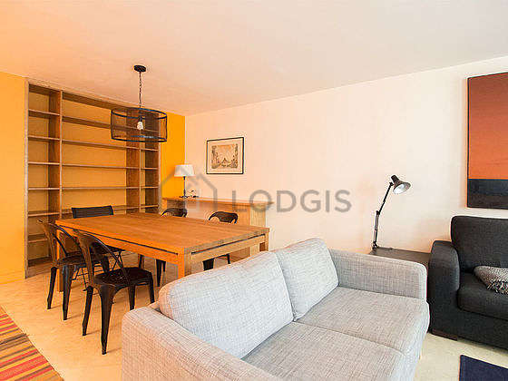 Dining room equipped with dining table, 5 chair(s)