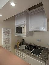 Apartment Paris 8° - Kitchen