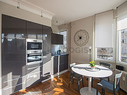 Квартира Париж 17° - Кухня