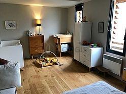 Loft París 18° - Dormitorio