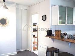 Estudio de artista Paris 17° - Cozinha