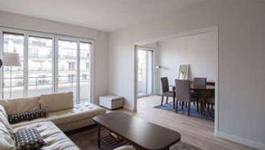 Trocadéro – Passy Париж Paris 16° 1 спальня Квартира