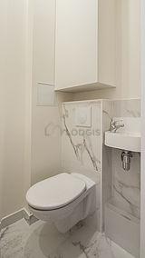 Wohnung Paris 6° - WC