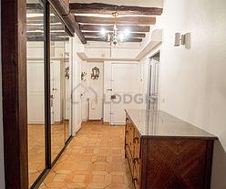 Wohnung Paris 4° - Eintritt