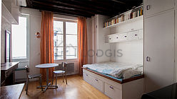 Apartment Paris 6° - Living room