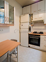 アパルトマン パリ 17区 - キッチン