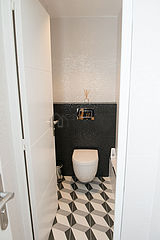 Apartment Paris 19° - Toilet