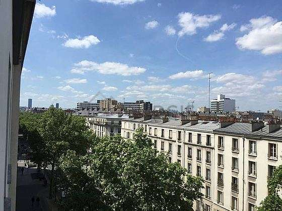 Location appartement 1 chambre avec terrasse et ascenseur - Chambre d hote paris gare de lyon ...