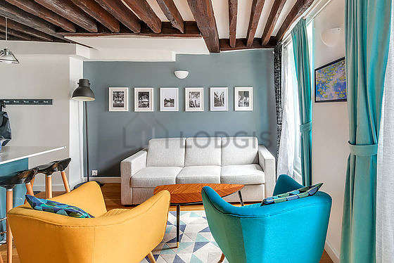 Magnifique séjour calme d'un appartementà Paris