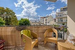 Appartamento Seine st-denis - Terrazzo