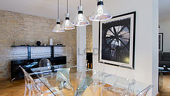 Apartment Paris 8° - Dining room